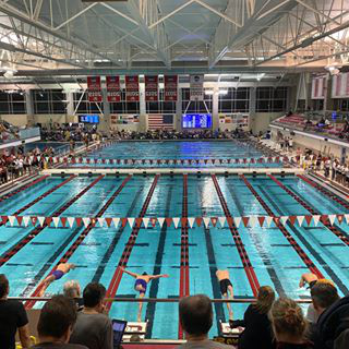 "denisonsports on Instagram: ""What an incredible championship venue. #denisonproud"""