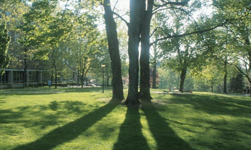 Denison University Academic Quad